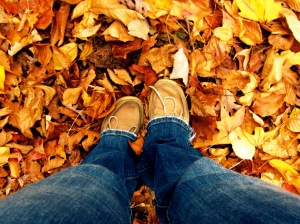 Fall at the Feet :P